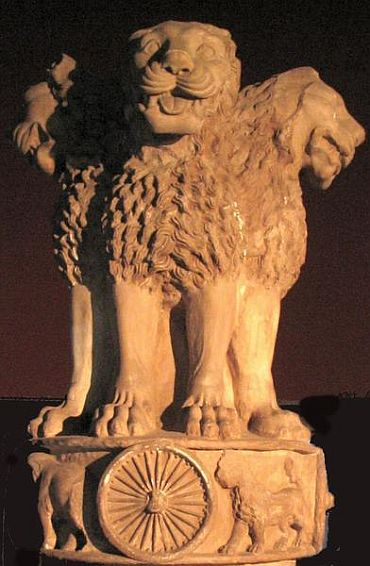 The Lion Capital of Ashoka