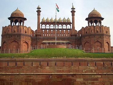The Red Fort complex