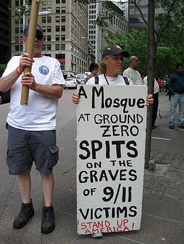 Mosque near 9/11 site? No way, say New Yorkers