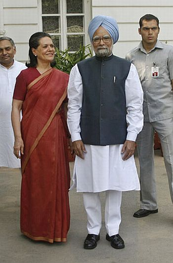 The prime minister and the Congress president