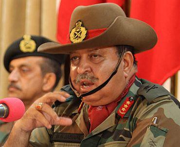 Lt Gen B S Jamwal, the army commander in Jammu and Kashmir, was denied a visa by Beijing