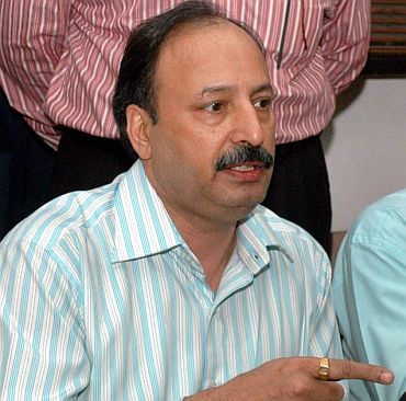 ATS chief Hemant Karkare was killed during the 26/11attack