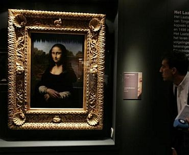 Decoding Da Vinci's Mona Lisa