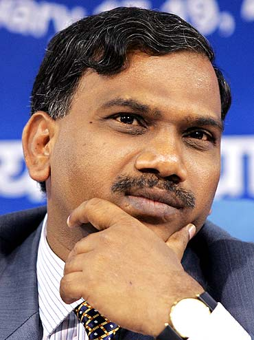 Former Telecom Minister A Raja: At the centre of the massive 2G spectrum scam