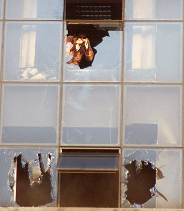 'Building's staircase was safe'