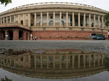 Indian Parliament.