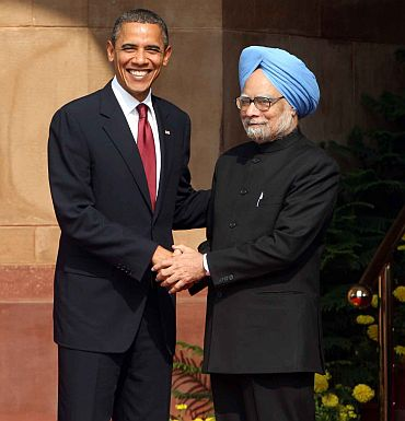 India and US take ties to the next level