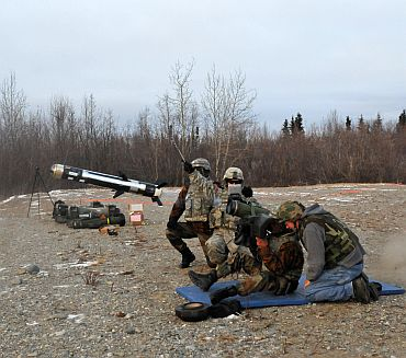 Indian Army trains in icy Alaska