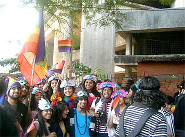 'India doesn't have homophobia'