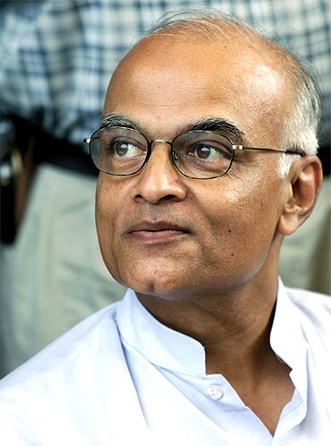 Shiv Shankar Menon is 18th on the list of global thinkers