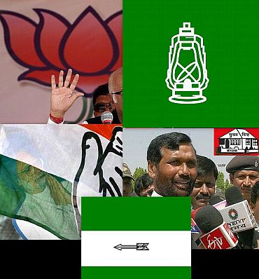 Crime and politics go hand-in-hand in Bihar polls