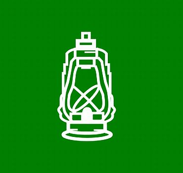 The lantern is the election symbol of the RJD