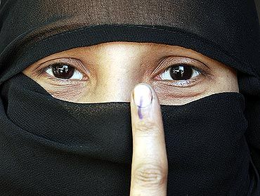 'There's no logic behind seeking a ban on the burqa'