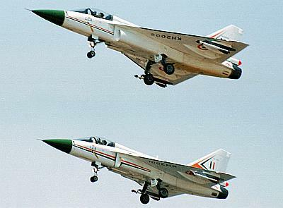 India's Light Combat Aircraft Tejas