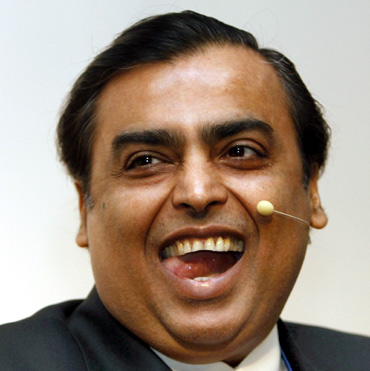 Mukesh Ambani, Chairman and Managing Director of Reliance Industries