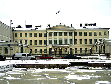 Presidential Palace, Finland