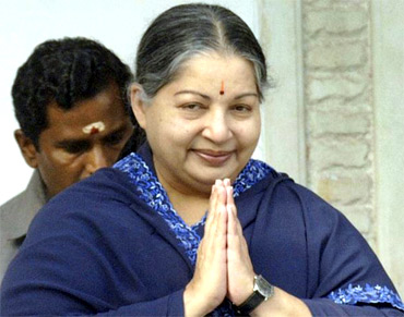 Whatever be the combination, Jayalalithaa has emerged as a crucial player in the current political context