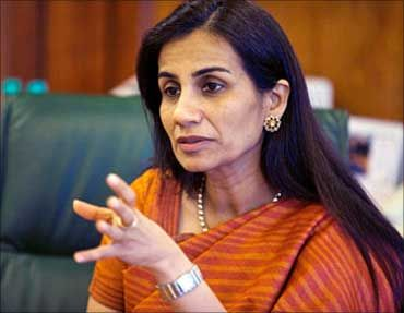 ICICI CEO Chanda Kochar also named in the list