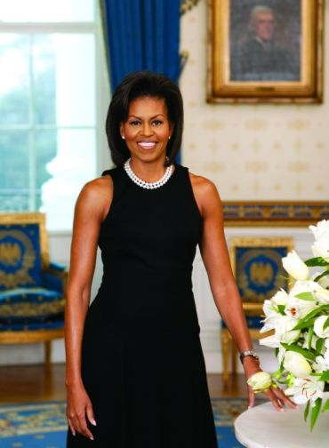 Michelle Obama more popular than her husband