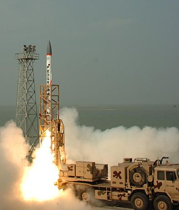 Delhi could have anti-missile shield by 2014