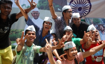 Guwahati joins the nation in celebrations