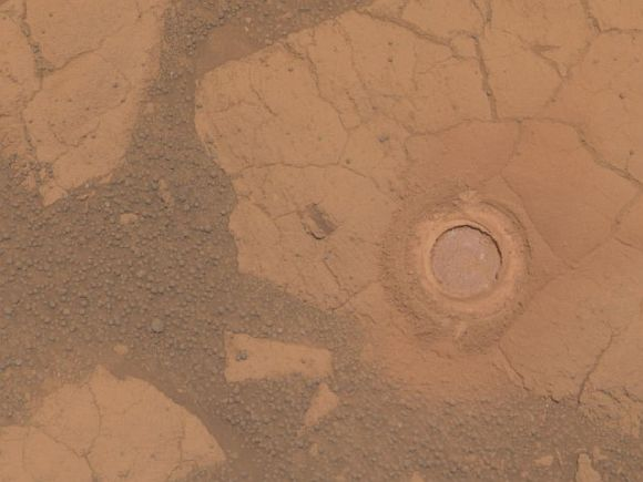 In PHOTOS: On the surface of Mars