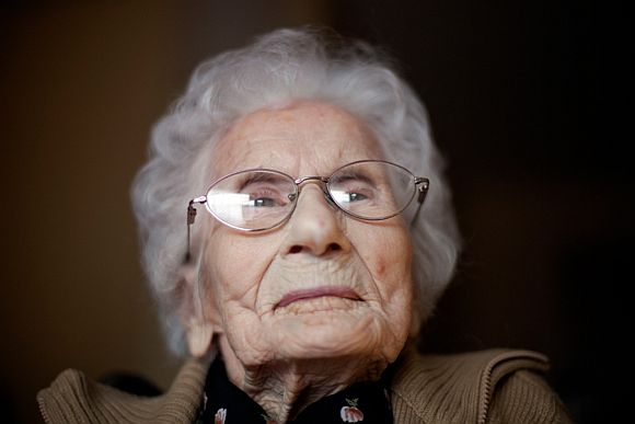 World's Oldest Person: Besse Cooper