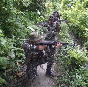 Army strikes back, guns down 20 militants behind Manipur ambush