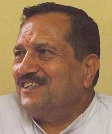 RSS leader Indresh Kumar