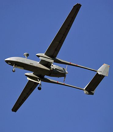 Soon, BSF to get UAVs and all-terrain vehicles