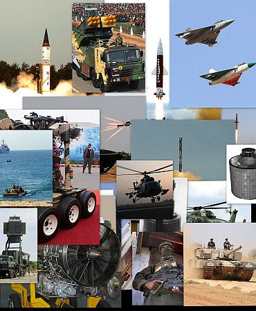 DRDO's 20 most potent weapon systems