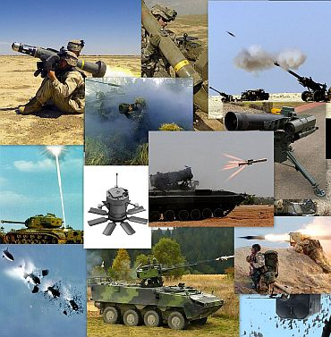 The world's deadliest anti-tank missiles