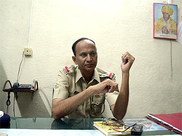 Sub-inspector Mirza Baig, who is investigating the case