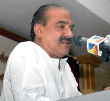 Kerala Congress (Mani faction) leader K M Mani