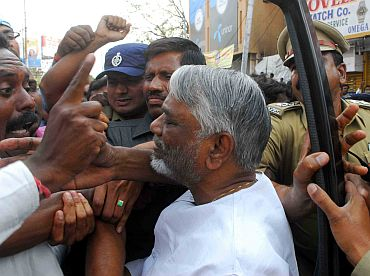 When Telangana fury singed Hyderabad