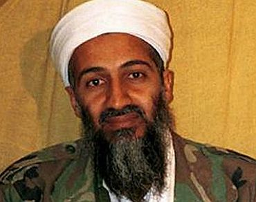 The Al Qaeda's Osama bin Laden