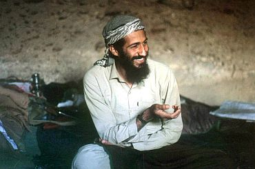 Bin Laden's turned to militant Islam in 1970