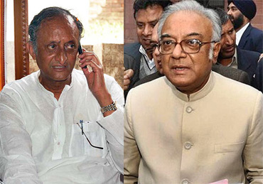 Amit Mitra and Asim Dasgupta