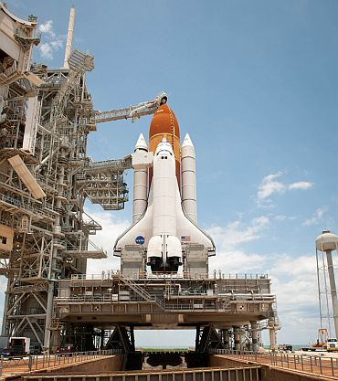Endeavour ready for final space voyage