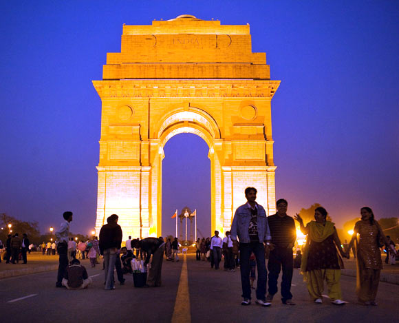 Delhi is the second largest populated city in the India