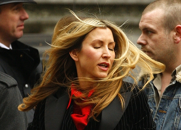 Heather Mills, former model and ex-wife of musician Sir Paul McCartney