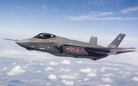 Lockheed Martin's F-35 Lightening II