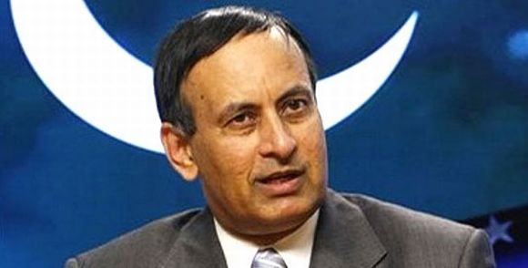 Former Pak Ambassador to the US Husain Haqqani