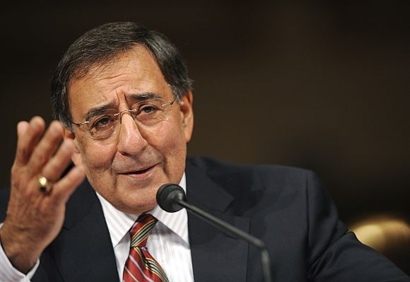 US Defence Secretary Leon Panetta