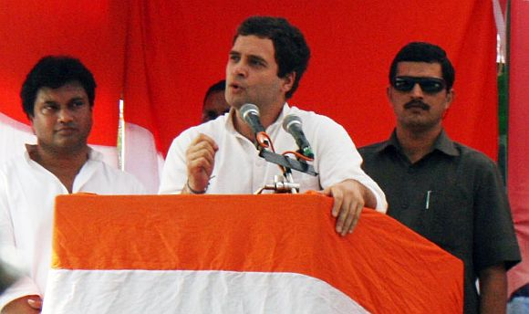 Beggars on Delhi streets tell me they are from UP: Rahul