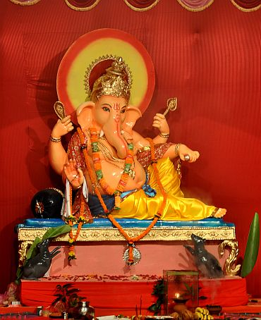 From Zurich to Gangtok: Readers' PIX of Ganesha