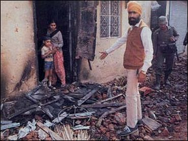 The 1984 anti-Sikh riots were by far the worst: 3,000 killed with zero Hindu deaths