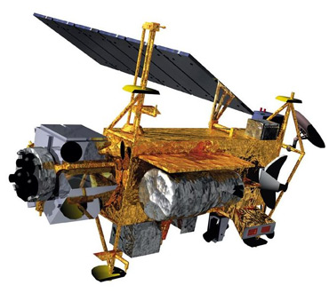 The Upper Atmosphere Research Satellite