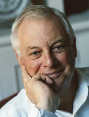 Chris Patten, chancellor of Oxford University