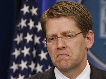 White House spokesman Jay Carney